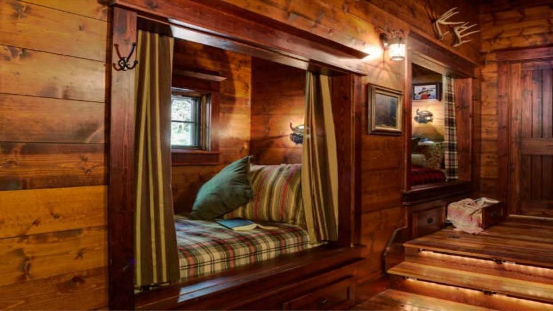 Small Cabin Interior Design Ideas Photos - House Plans ...