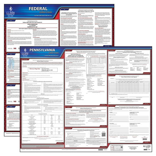 2021 pennsylvania federal labor law posters