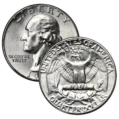 Buy $10 Face Value Bags of 90% US Silver Coins (BU) | JM ...