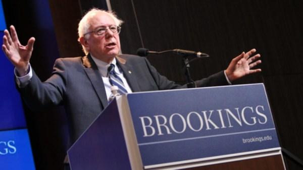 For Bernie Sanders, Jewish presidential contender, is ...