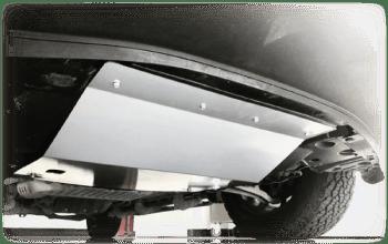 Jsport Ridgeline Pilot Skid Plate