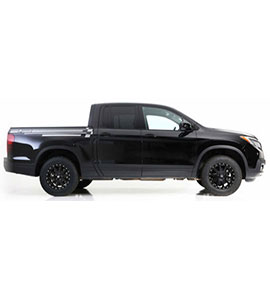 Honda Ridgeline Off Road Package