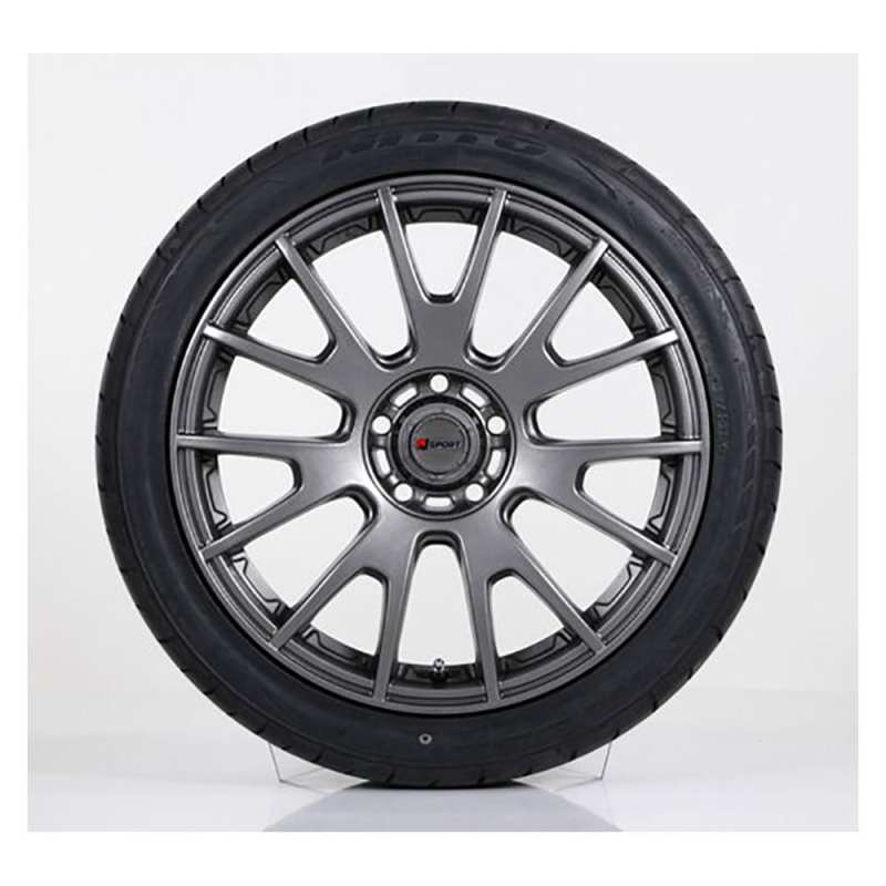 honda civic wheels grey