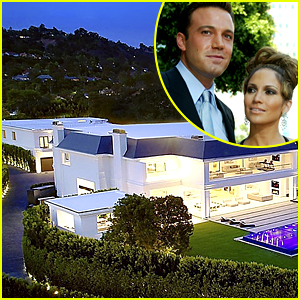 Ben Affleck & Jennifer Lopez Spotted House Hunting at $85 Million Mansion - See Photos from Inside!