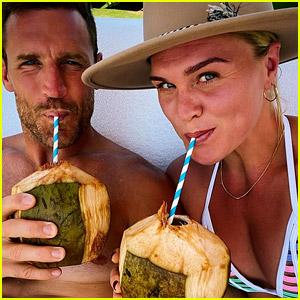 Brooks Laich & New Girlfriend Katrin Tanja Davidsdottir Go Instagram Official