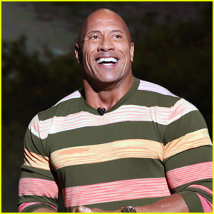 Dwayne Johnson Reacts to a Critic of His Shower Schedule