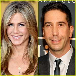 David Schwimmer's Rep Responds to Those Jennifer Aniston Dating Rumors