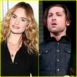 Lily James Is Still Going Strong with Boyfriend Michael Shuman, Spotted Cuddling in New Photos!