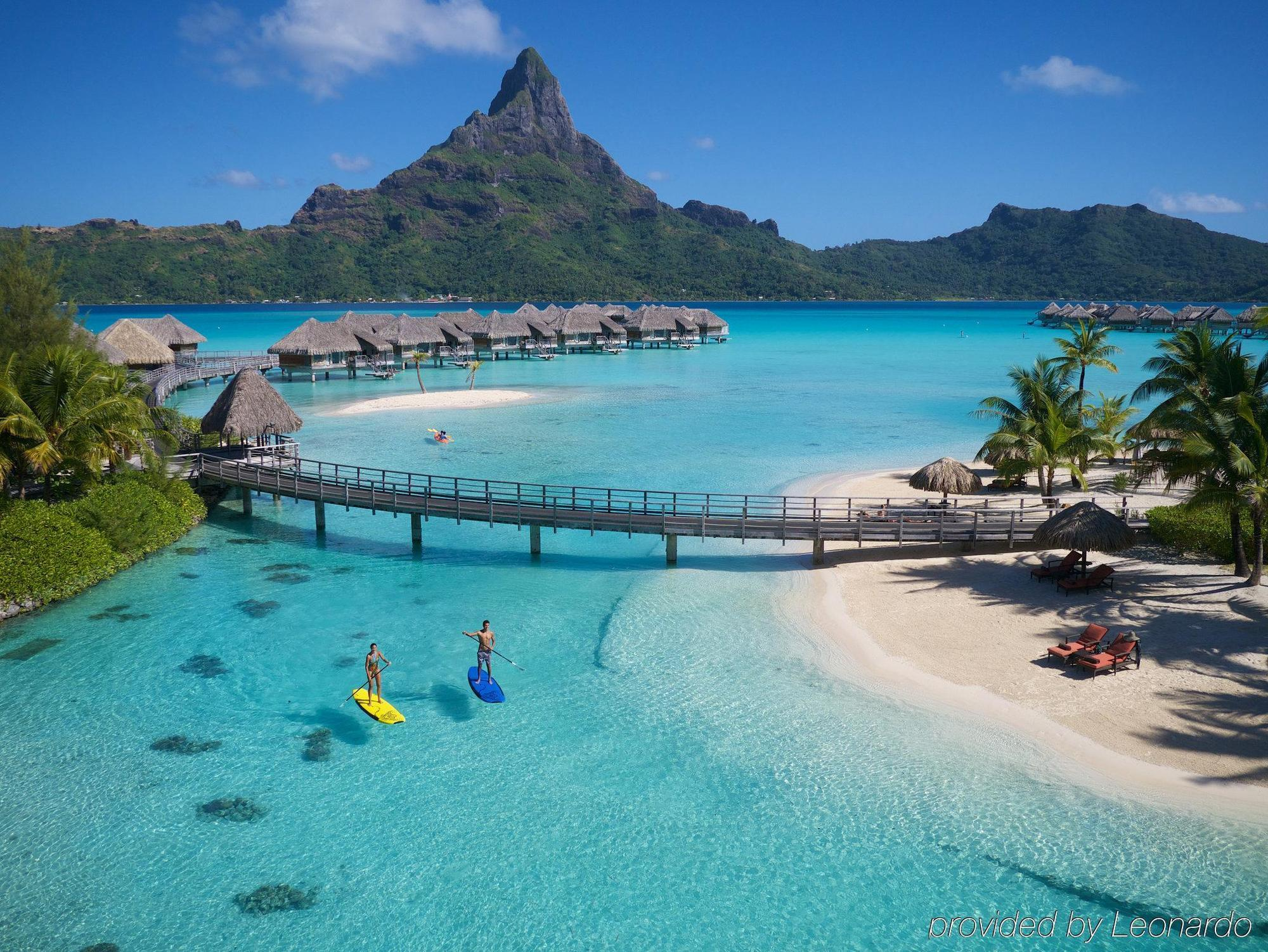 Bora Bora -InterContinental Bora Bora Resort & Thalass
