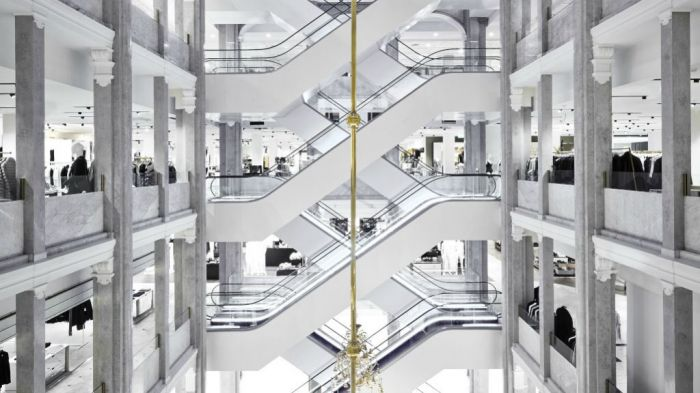 best department stores in the world