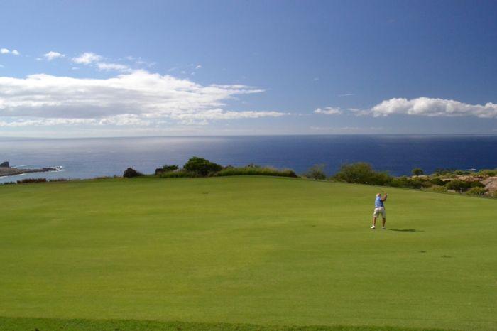 Lanai Luxury Golf