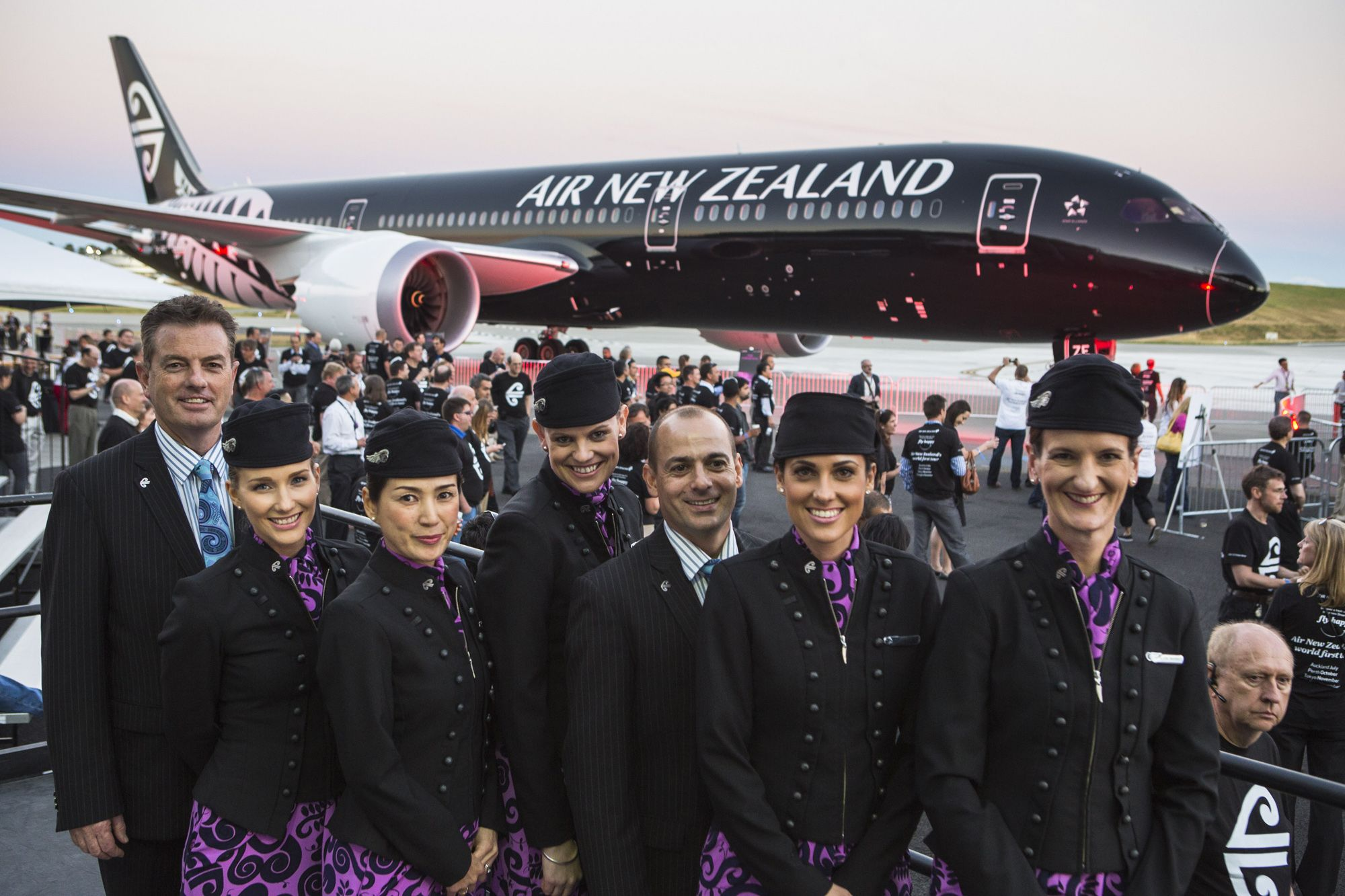 New Air Zealand Planes