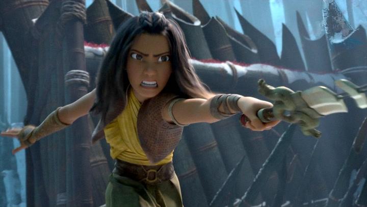Raya and the Last Dragon' Trailer #2 - Movie Video | Moviefone