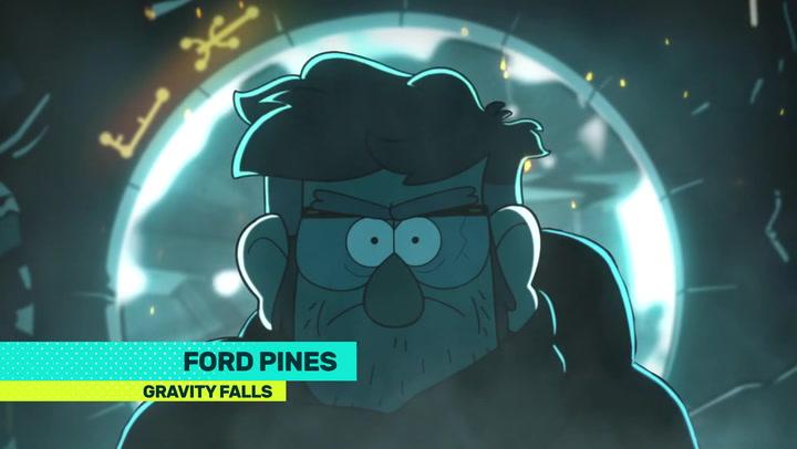 Ford Pines Gravity Falls Wiki Fandom