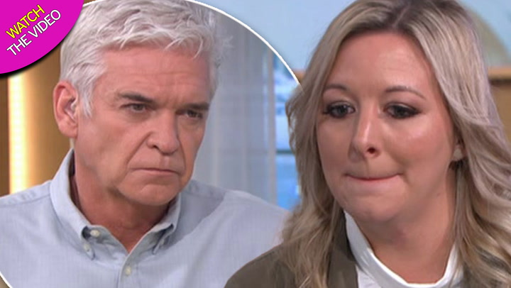 Holly Willoughby's emotional chat with mum after crossbow attack