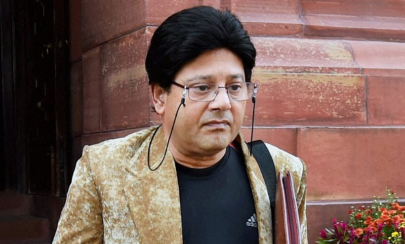 Rose Valley Chit Fund Scam: TMC MP Tapas Pal Gets