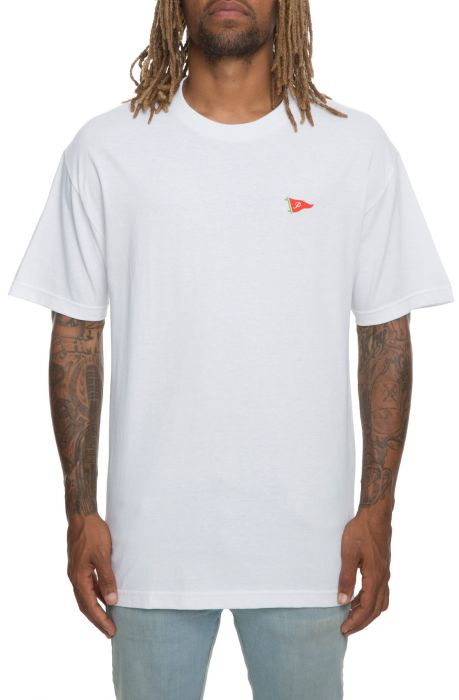 The Huy Fong Saucy Tee in White