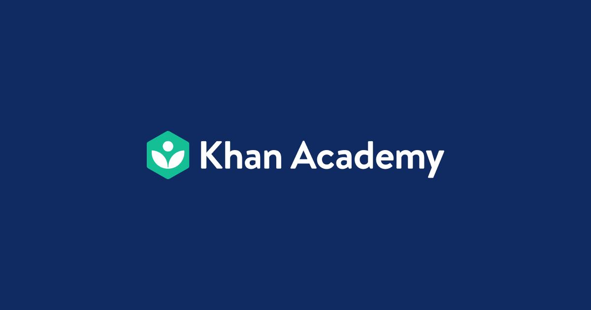 Khan Academy | Sur chaque sujet, un cours et des exercices entièrement gratuits