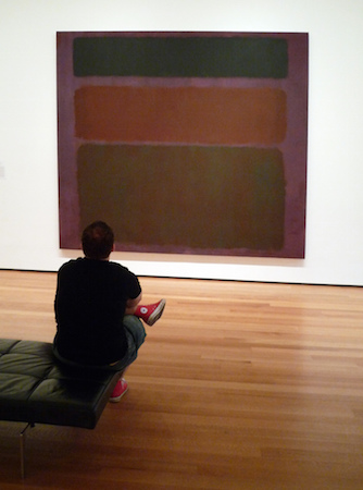 mark rothko no 16 red brown and black 1958
