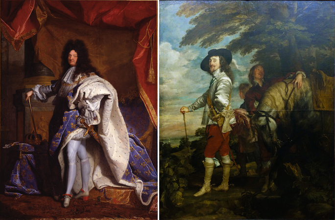 rigaud louis xiv article france