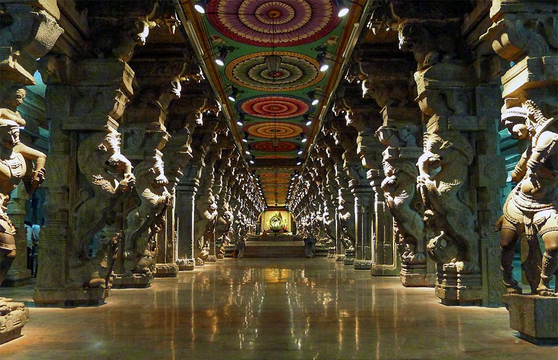 Meenakshi Temple Madurai