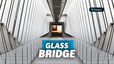 Jembatan Kaca di Indonesia yang Bisa Memacu Adrenalin