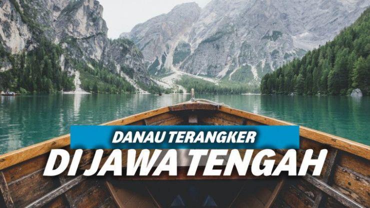 Rawa Pening Jawa Tengah