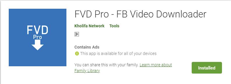 FVD Pro