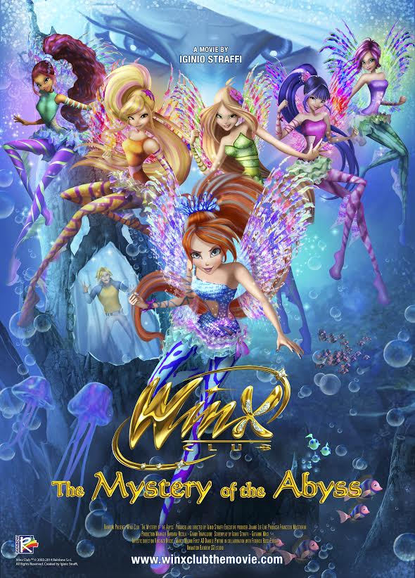 Image result for winx club mystery of the abyss