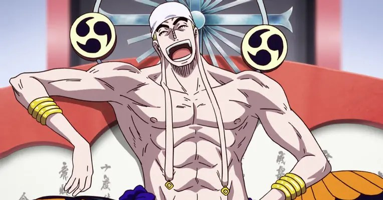 During the battle, enel realizes that he cannot hurt luffy because he is made of rubber. One Piece 5 Teori Kembalinya Enel Sang Dewa Petir Dan Maxim Kincir Com