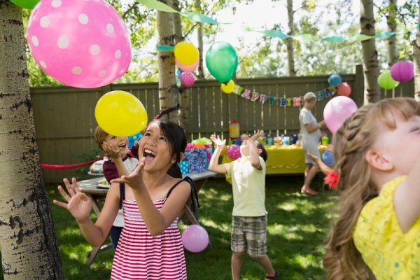 20 birthday party games for kids - Care.com