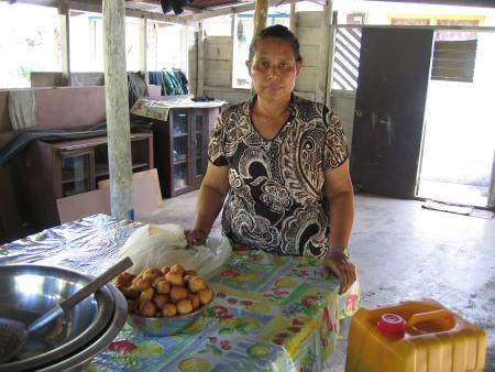 Opetela in Samoa