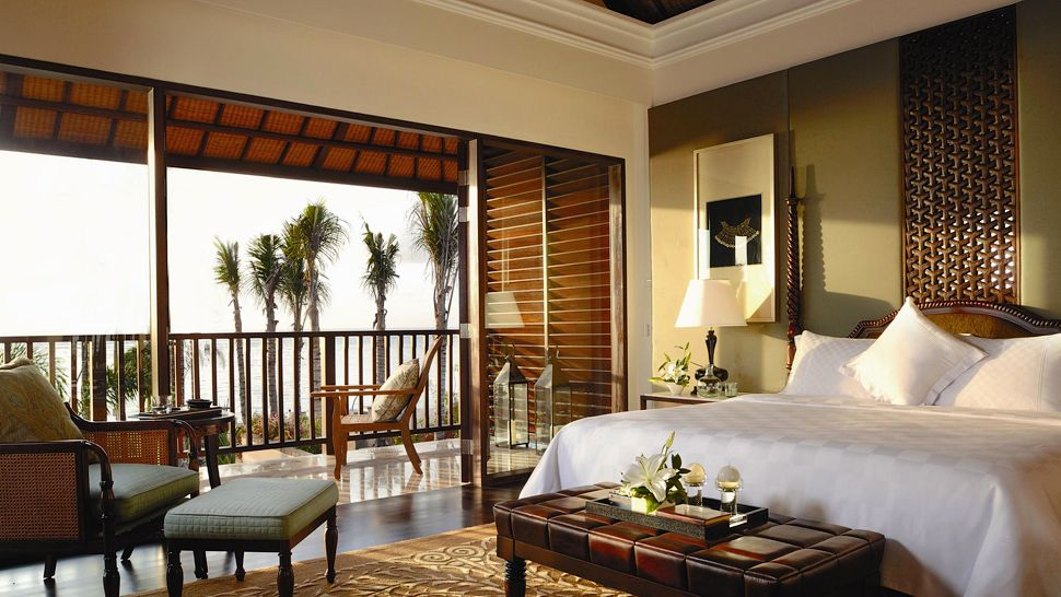 Country living editors select each product featured. The St. Regis Bali Resort, Bali, Indonesia
