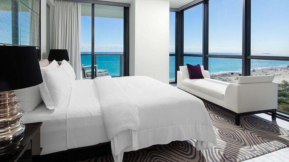 W South Beach Miami Florida