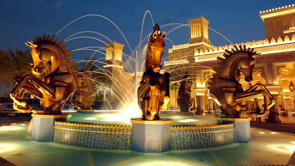 Al Qasr Hotel - Madinat Jumeirah, Dubai, United Arab Emirates