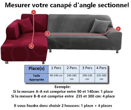 canape d angle housses a motifs
