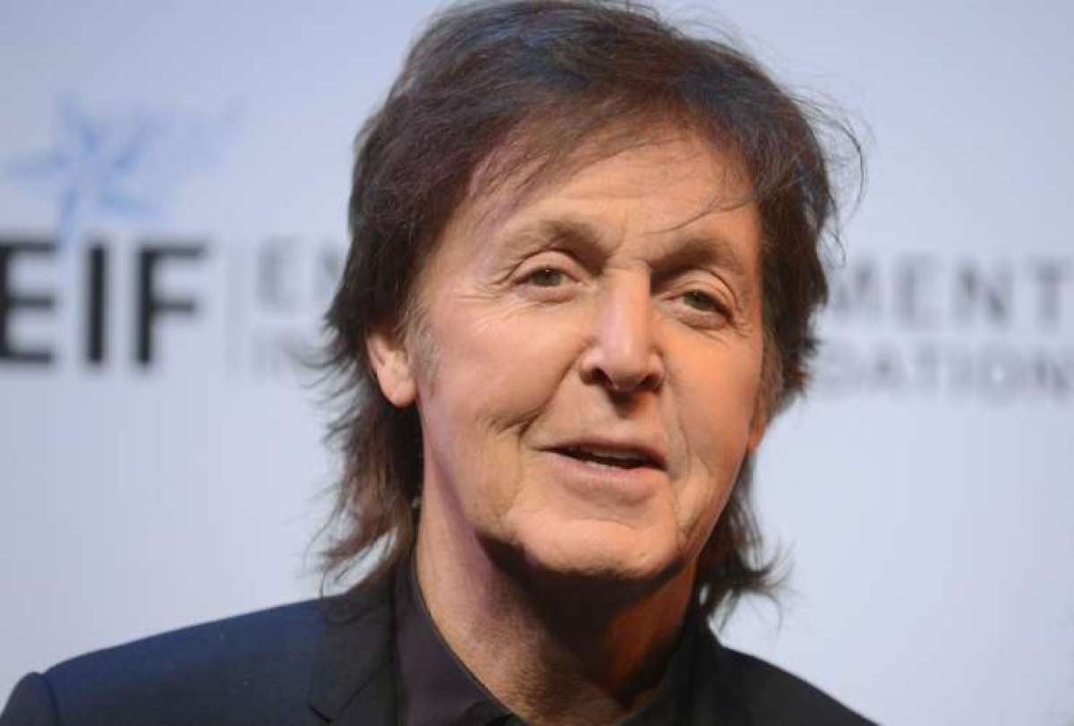 Paul McCartney bo izdal vegetarjansko kuharico.