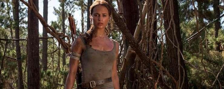 Film Tomb Raider bo tokrat režirala ženska