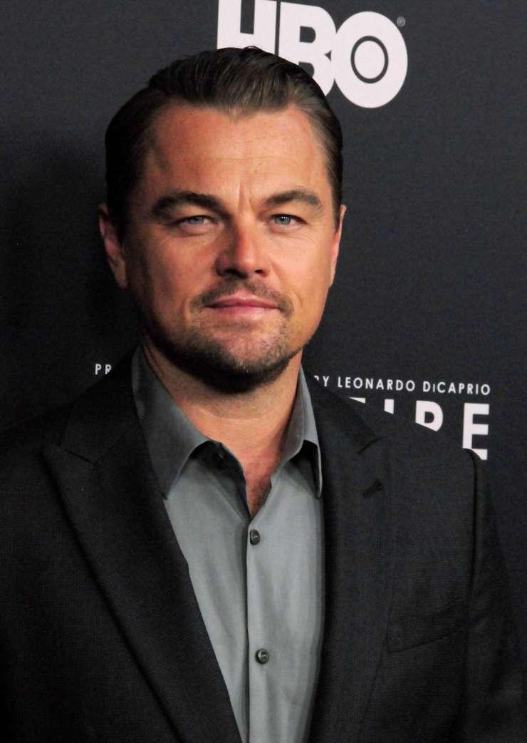 Leonardo DiCaprio s skladom za pomoč revnim Američanom s hrano