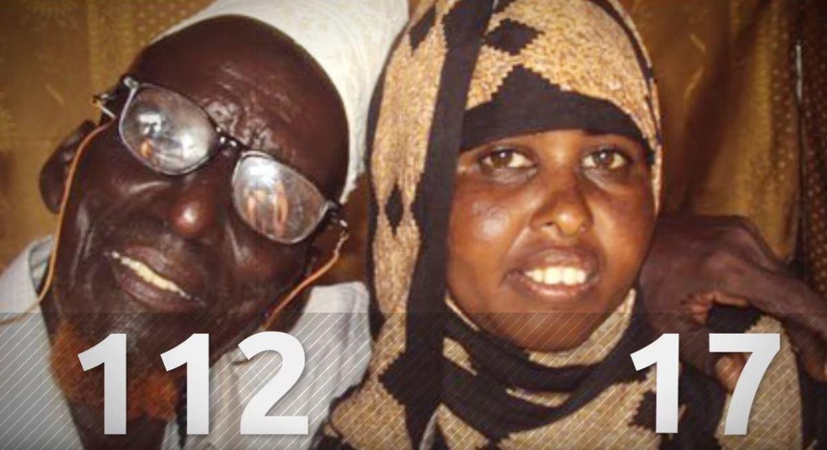 Top 5 des couples les plus improbables d'Afrique