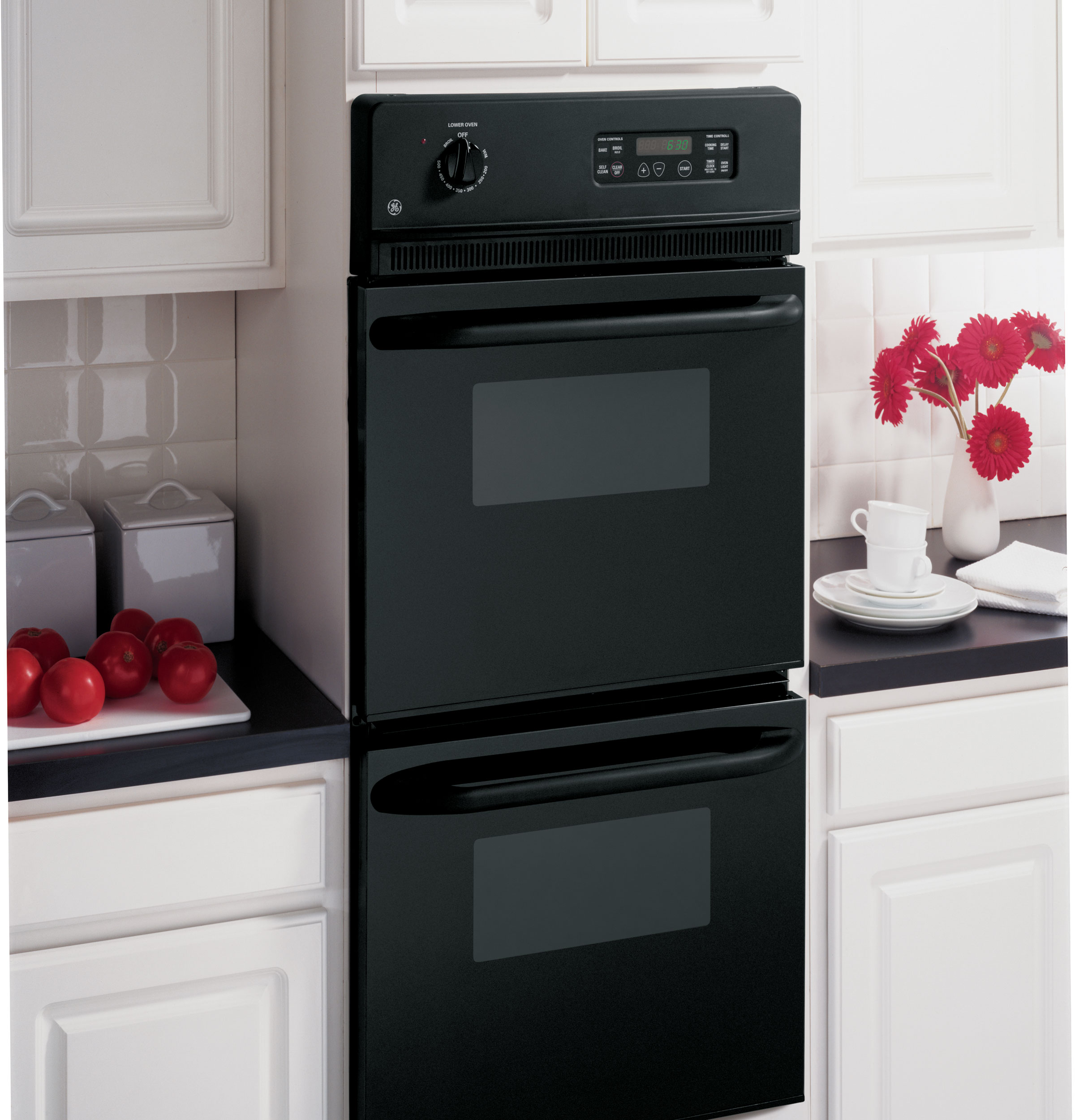 24 double wall oven by general