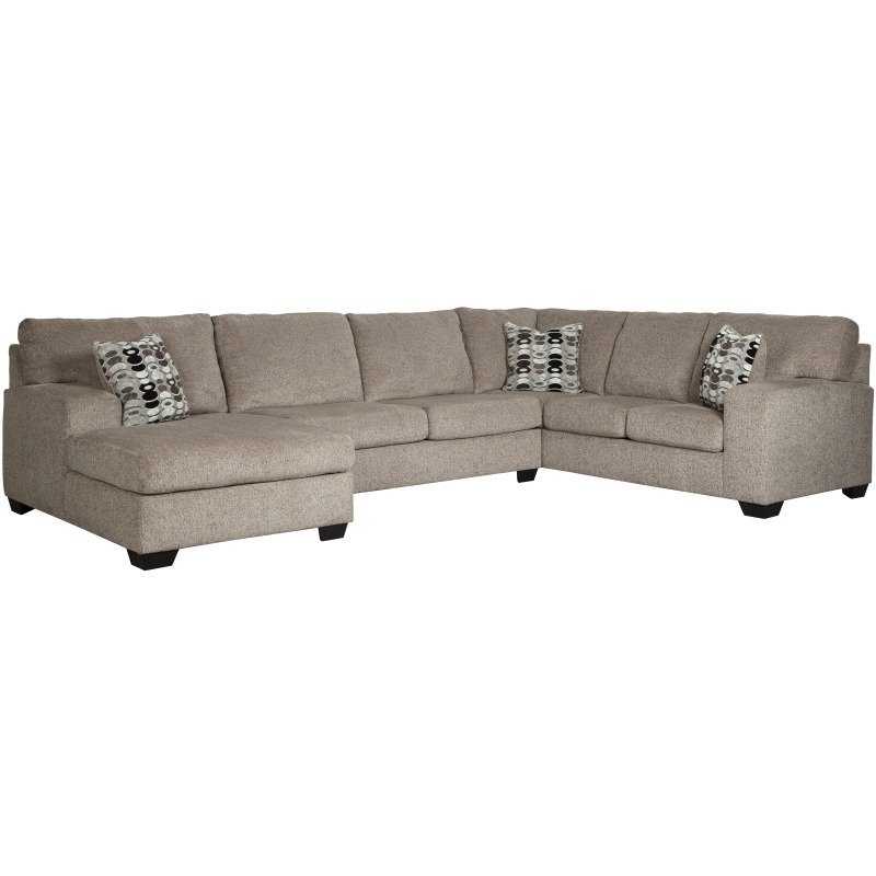 Ballinasloe 3-Piece Sectional with Chaise by Signature ... on Riley 3 Piece Sectional Charleston id=77590