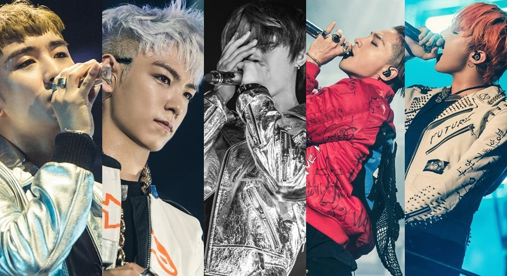 YG Entertainment / BIGBANG's Official Facebook Page