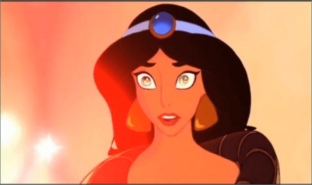 And Cinderella Kaa