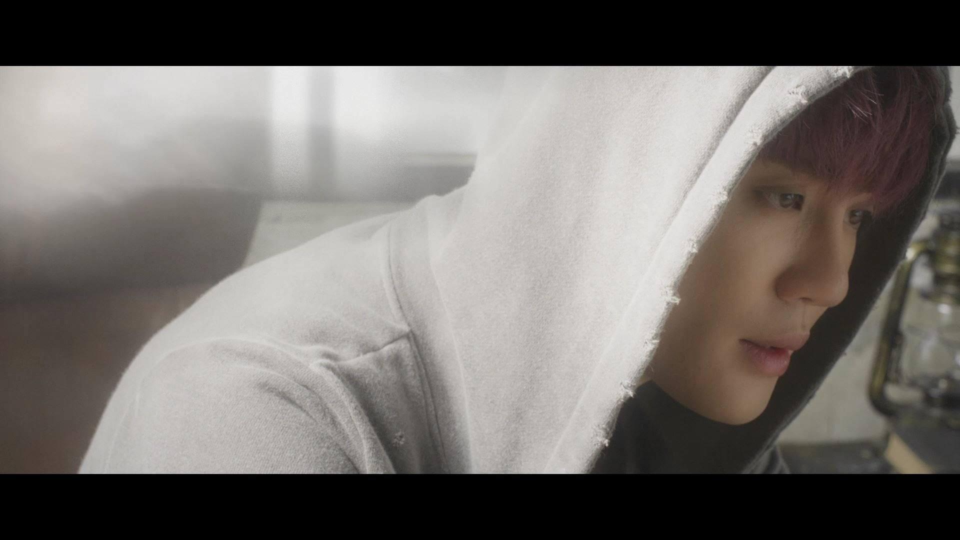 """XIA's """"Yesterday"""" MV / C-JeS Entertainment"""