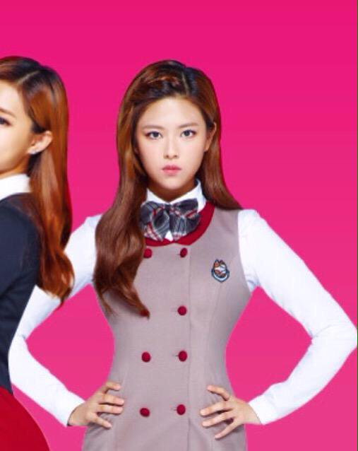 Rare Photos Of TWICE Jungyeon Sporting Long Hair Koreaboo