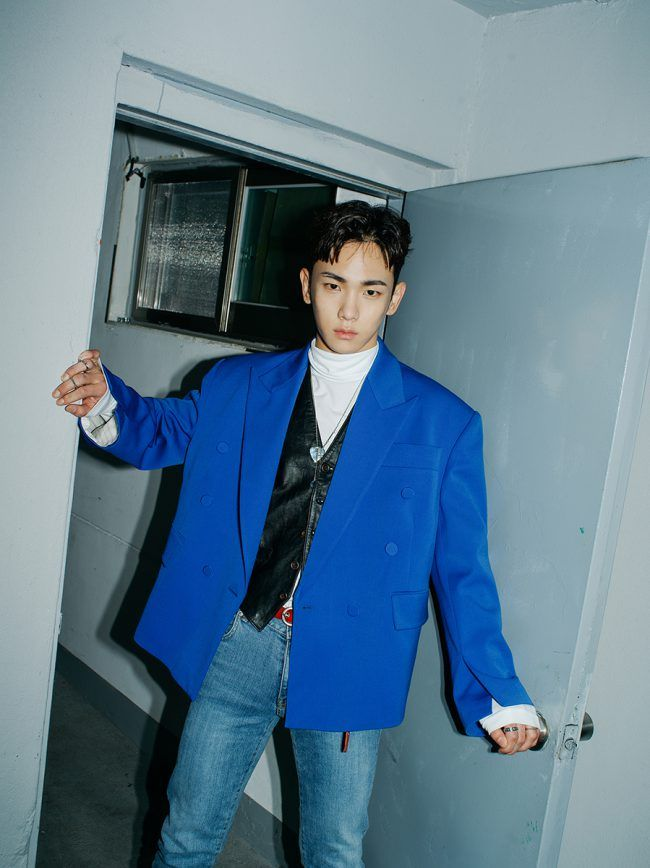 """SHINee's Key for album """"1 of 1"""" / Image Source: SM Entertainment"""