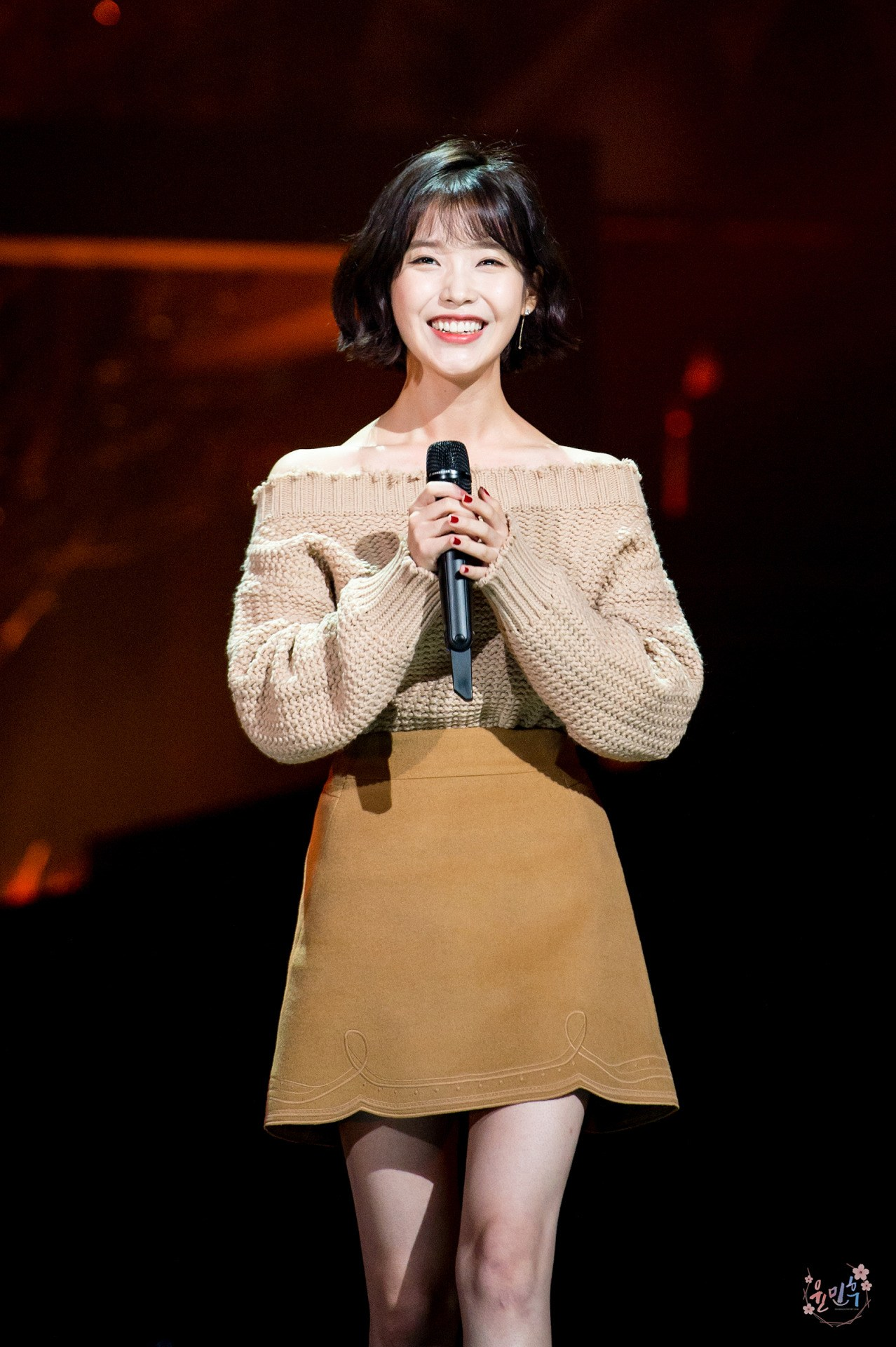 It Happened IU Has Chopped Off All Her Long Hair Koreaboo