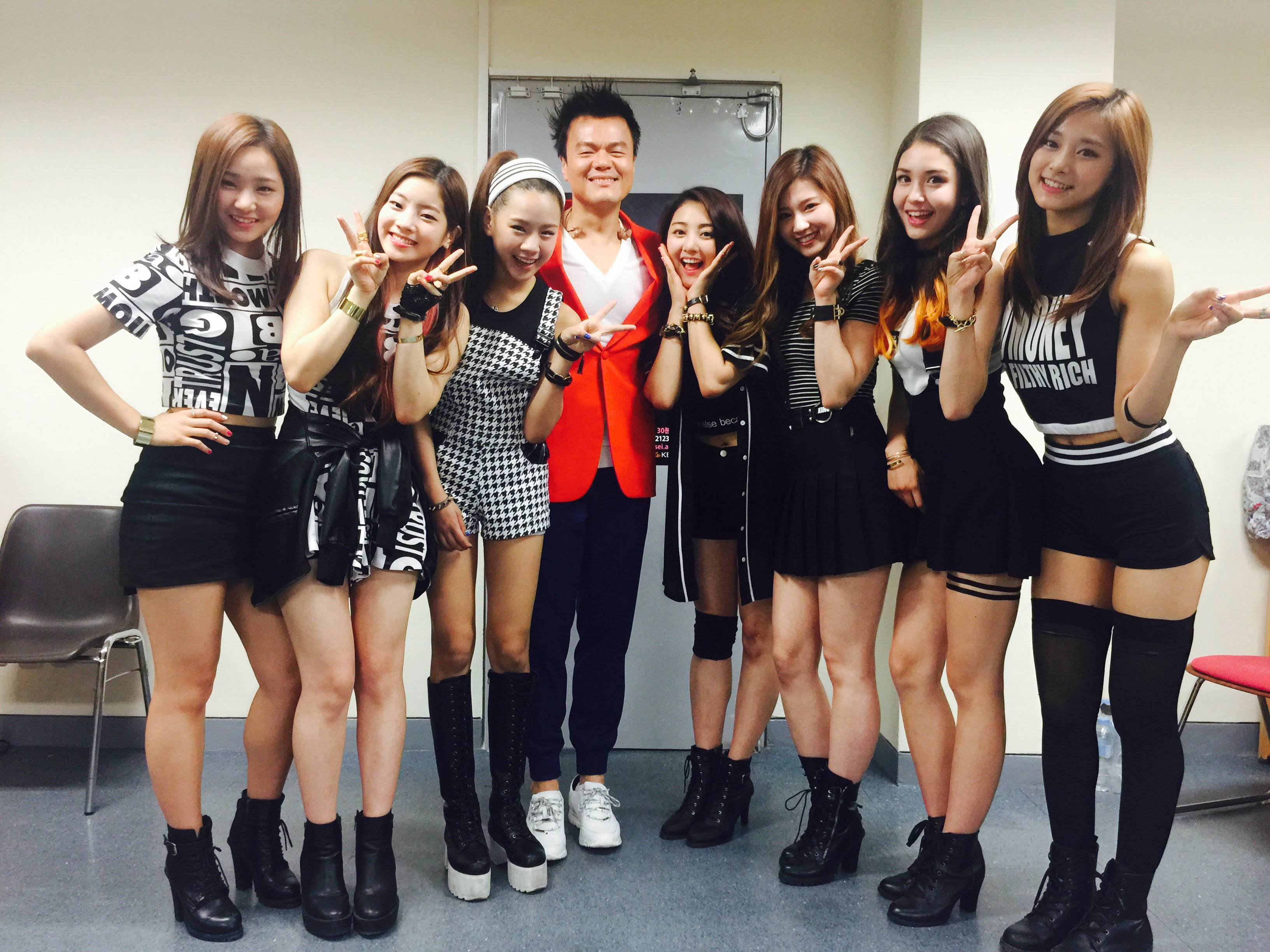 JYP Entertainment Is Looking For Members For Their New Girl Group — Koreaboo
