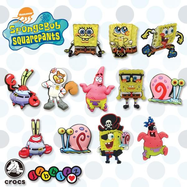 BTS wears Crocs! spongebob